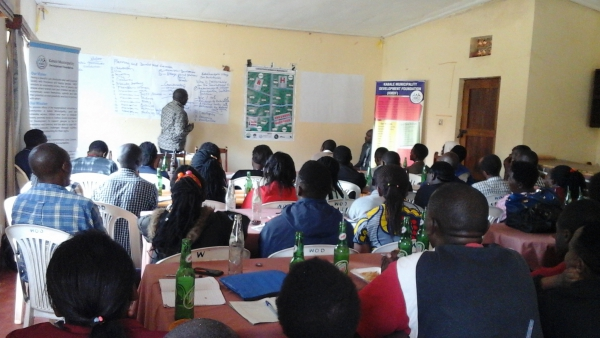 KMDF conducts first Community Meeting on Local Giving in Kabale Municipality